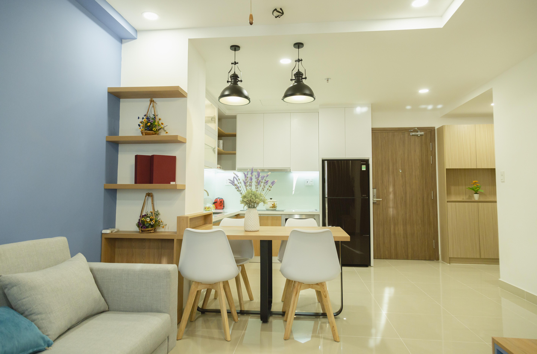 Thiết kế Thi Công Căn Hộ Minh Quốc Plaza Bình Dương