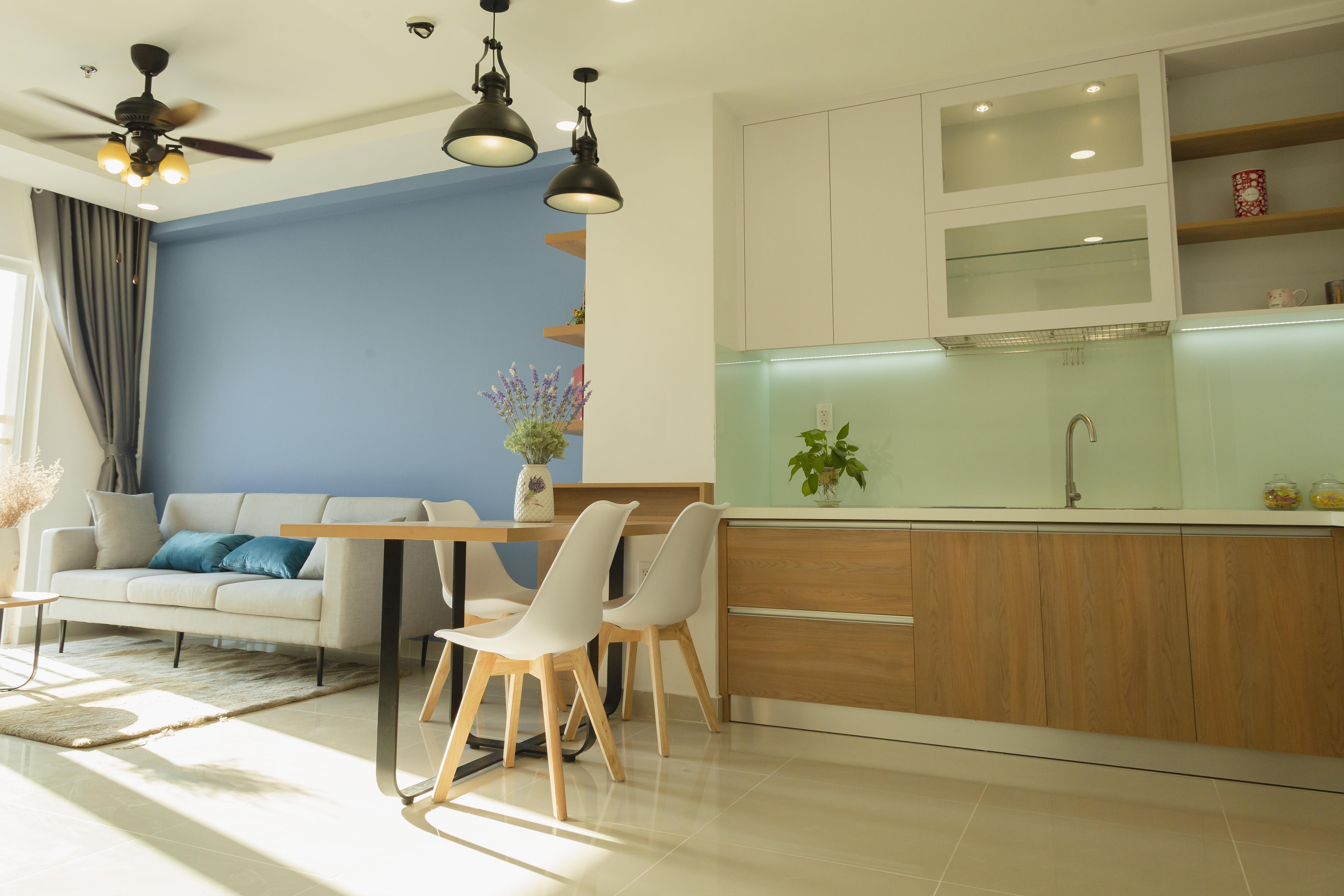 Thiết kế thi công nội thất căn hộ Biconsi Chợ Đình Thủ Dầu Một