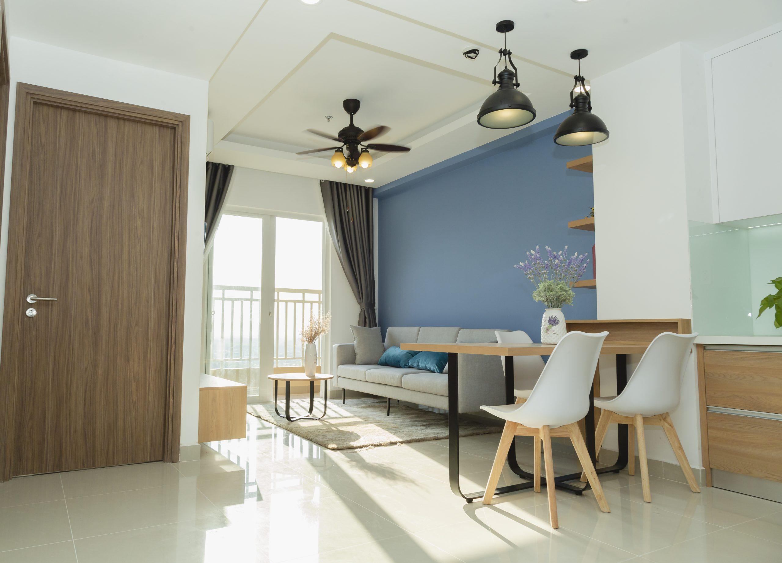 Quy trình thiết kế thi công nội thất cho căn hộ tại Bình Dương