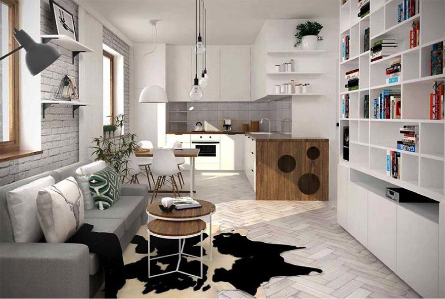 Thiết kế nội thất cho căn hộ nhỏ tại Bình Dương